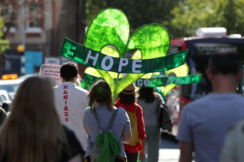 How I found hope after the Grenfell tragedy
